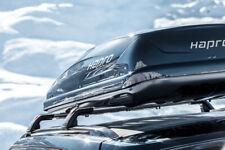 NEUE Dachbox HAPRO Traxer 8.6 schwarz 530 Liter - ideal Skibox - 2,1m lang