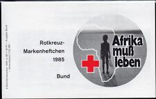 GERMANY 1985 RED CROSS BOOKLET