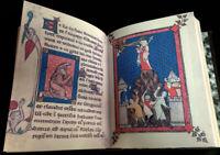 Rothschild Canticles (14th Century) Fine Facsimile