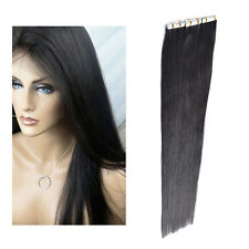 Women's Fashion Brazilian Lace Front Glueless Long Straight Human Hair Piece US