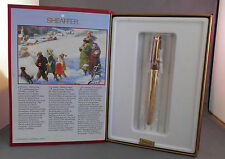 "Sheaffer Vintage Prelude Fountain Pen- ""Snow Pen""----1997-fine point"