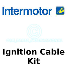 Intermotor - Ignition Cable, HT leads Kit/Set - 76055 - OE Quality