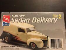 1940 Ford Sedan Delivery Skill level 2 model
