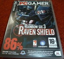 Tom Clancy's Rainbow Six 3 Raven Shield, PCCD-Rom Game.