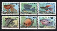 6410 BULGARIA 1993 Fish **MNH