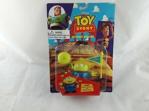 Toy Story Alien Action Figure by Thinkway