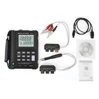 MS5308 Misuratore LCR portatile 100Khz Misuratore di capacità di induttanza