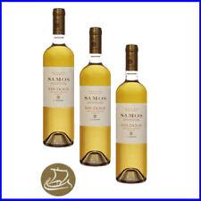 Samos vin doux 3x 750ml EOSS Likörwein Dessertwein Muskatwein Sü�Ÿwein