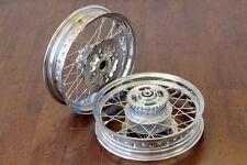 "14"" FRONT REAR SUPERMOTO RIM WHEEL PIT DIRT BIKE DISC BRAKE ROTOR H RM28+RM29"