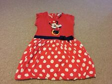 Disney Store Exclusive Girls Dress 3-4 Years