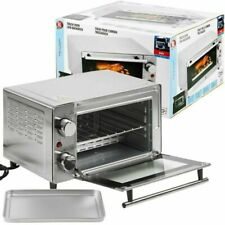 Electric Truck Oven 24v 9 Litre Microwave Stainless Steel Truckers Lorry BNIB KJ