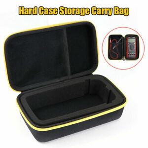 EVA Hard Case Storage Carry Bag Fit For Fluke F117C/F17B Digital Multimeter XY