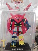 God Sigma Animerobot Collection #03 Yamato Robot Neuf Cod. 61003 Jeu