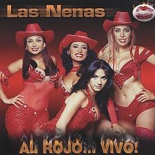 LAS NENAS - AL ROJO VIVO NEW CD