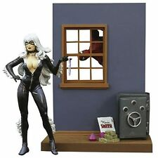 MARVEL SELECT BLACK CAT Diamond Select Toys SPIDER-MAN Kevin Smith Marvel Comics