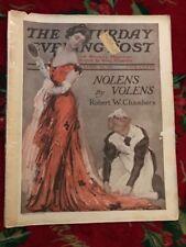The Saturday Evening Post Magazine April 28 1906