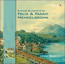 Mendelssohn-Bartholdy/Hensel: String Quartets By Felix & Fanny Mendelssohn, New