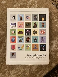 Commodore Amiga a Visual Compendium - Bitmap Books Hard Back