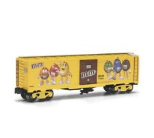 Brand New Menards M&M's® Boxcar (Yellow) Sealed Box FAST Ship Next Business Day