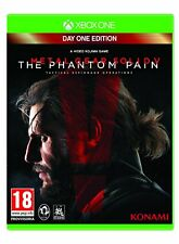 Metal Gear Solid V: The Phantom Pain D1 Edition  ITA    XBOX ONE