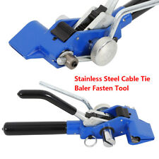 Cable Tie Machine Cable Tie Tool Fits Industrial Pipelines Petroleum Equipment