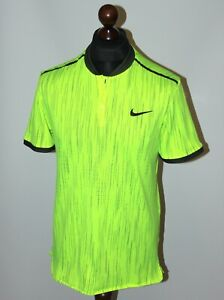 ATP Tour US Open 2016 Del Potro Nike Court tennis shirt Size M