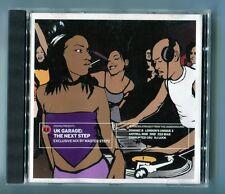 "UK garage © 2000 ""The Next Step"" 18 tracks"