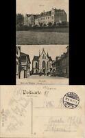 Ansichtskarte Dieburg 2 Bild Convict, Pfarrkirche 1914