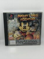 🌟Mickeys Wild Adventure - Sony PlayStation 1, PS1 - Psx🌟