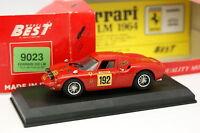 Best 1/43 - Ferrari 250 LM Tour de France 1969