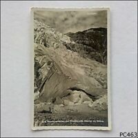 Rhonegletscher und Rhonequelle Glacier de Rhone Postcard (P463)