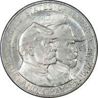 1936 Battle of Gettysburg Commemorative Half Dollar Very Choice BU 90% Silver