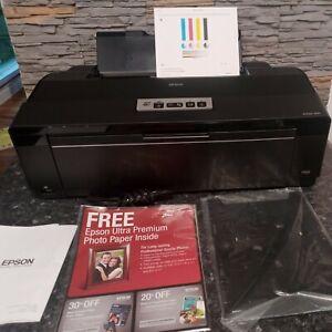 Epson Artisan 1430 Inkjet Printer bundle with ink