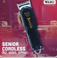 WAHL PROFESSIONAL 5 STAR SENIOR CORDLESS HAIR CLIPPER *US PLUG*
