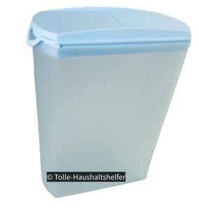 Tupperware® Eidgenosse Plus 2,2 L Behälter Vorrat Aufbewahrung hellblau NEUHEIT!