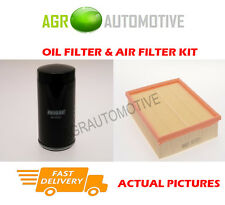 PETROL SERVICE KIT OIL AIR FILTER FOR AUDI A6 QUATTRO 1.8 179 BHP 1997-00