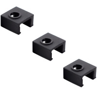3 x Silicone Hotend Sock Creality CR-10, CR-10S, S5, Ender 2/3/4/5 Pro CR20 CR-X