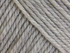 RICO ESSENTIALS SOFT MERINO ARAN - sh 96 silver grey