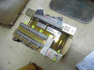 Transformer Fanuc A800L- 0026- 0003, 5KVA, 3PH, 200- 550V - 210V