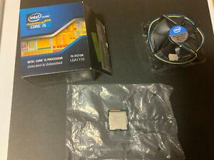 Intel Core i5 3570k - stabile 4,0 Ghz Quad Core CPU Sockel 1155