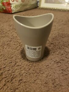 "UMBRA by Karim Rashid Bathroom Tumbler Cup Gray 4"""