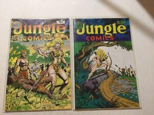 Jungle Comics 2 3 NM Near Mint