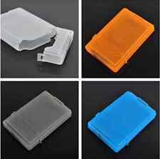 """Chic 2.5"""" SATA IDE HDD Hard Disk Drive Protection Case Box Storage PP Plastic UK"""