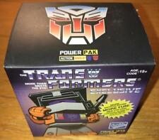 Transformers Power Pack Mystery Blind Box Loyal Subjects 3.5? Sunstreaker/Hound?
