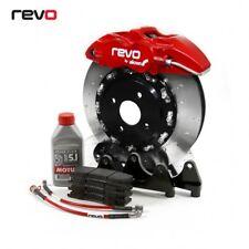 Revo FORD FIESTA MK7  BIG BRAKE KIT RED 332x28mm