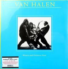 WOMEN AND CHILDREN FIRST  VAN HALEN Vinyl Record
