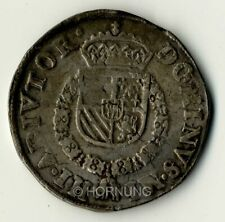 GELDERLAND, Philipp II. von Spanien, Burgundischer Taler, 1568, GH# 240-6, ss