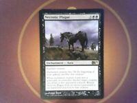 Necrotic Plague - M11 - Magic the Gathering MtG