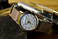 Vostok Sputnik mens wrist watch Gift for men's 1960s Chistopol USSR RARE Vintage