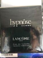 Hypnose Homme By Lancome Men Cologne 1.7 Oz Eau De Toilette Spray New in Box